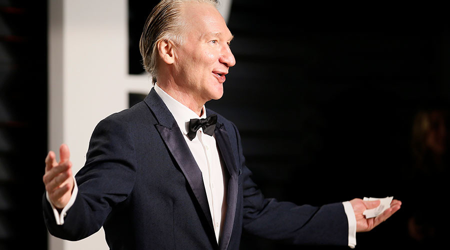 """Bill Maher's """"N-bomb"""" punchline triggers wave of online outrage (VIDEO)"""