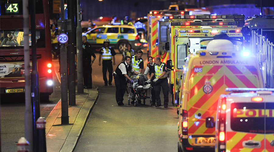 World leaders slam London attacks as 'heinous' & 'cynical'