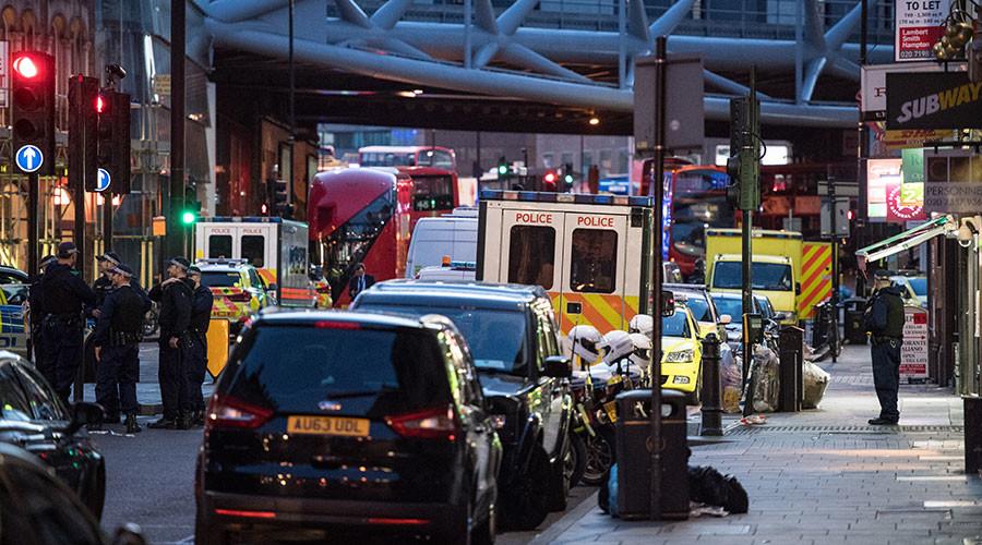 London attackers probably 'radical Islamist terrorists' – UK interior minister