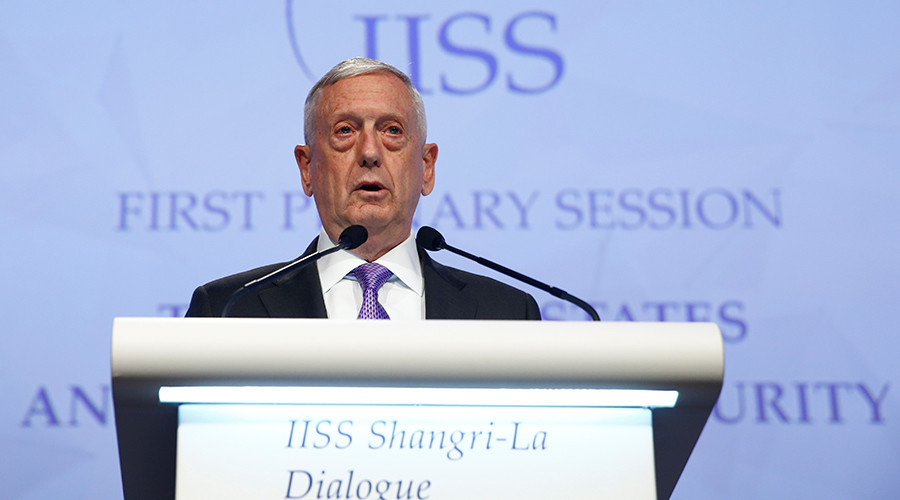 Beijing slams US for 'irresponsible remarks' on S. China Sea
