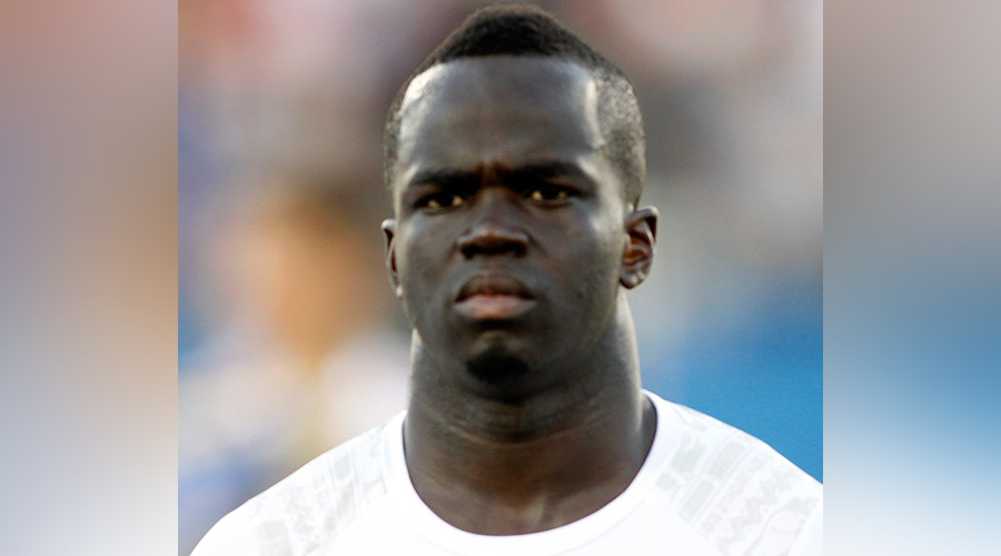 Former Premier League footballer Cheick Tiote, 30, collapses & dies in training