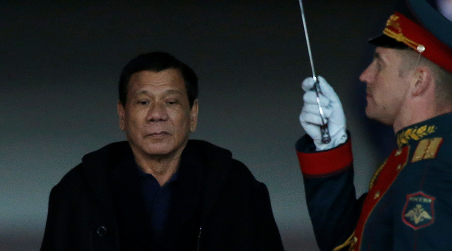 Duterte's martial law labelled 'unconstitutional' by Philippines opposition