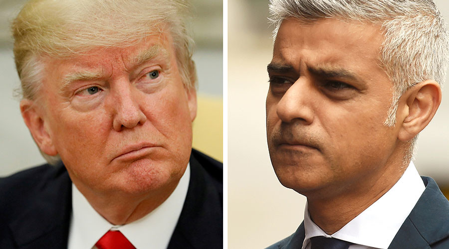 Sadiq Khan wants Trump's state visit scrapped, but Boris Johnson sees 'no reason to cancel'