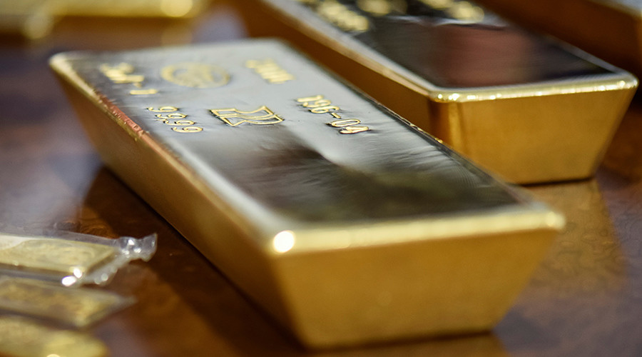 Investors flee to gold & German bonds over political unrest in Middle East