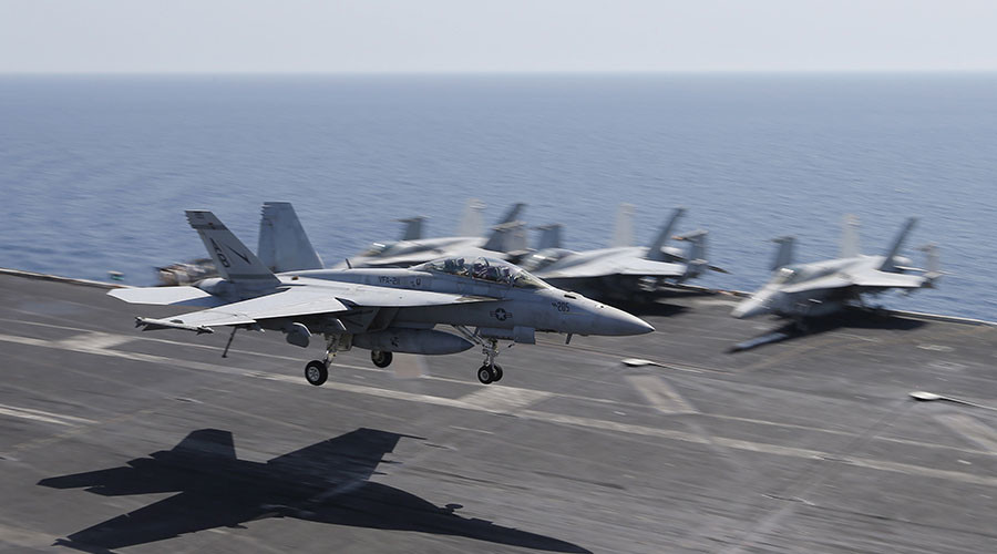 US strike on Syrian pro-govt forces: 'Aggression masquerading itself as defense'