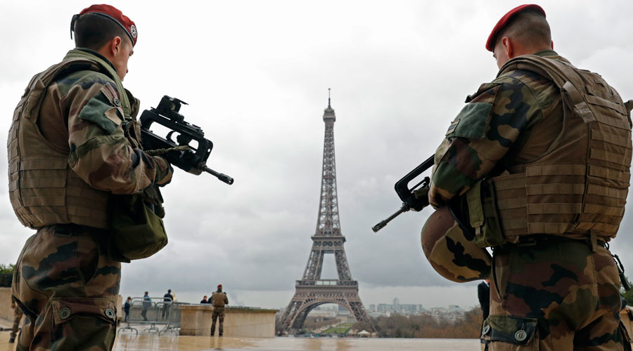 France creates anti-terrorism task force after hammer attack near Notre Dame