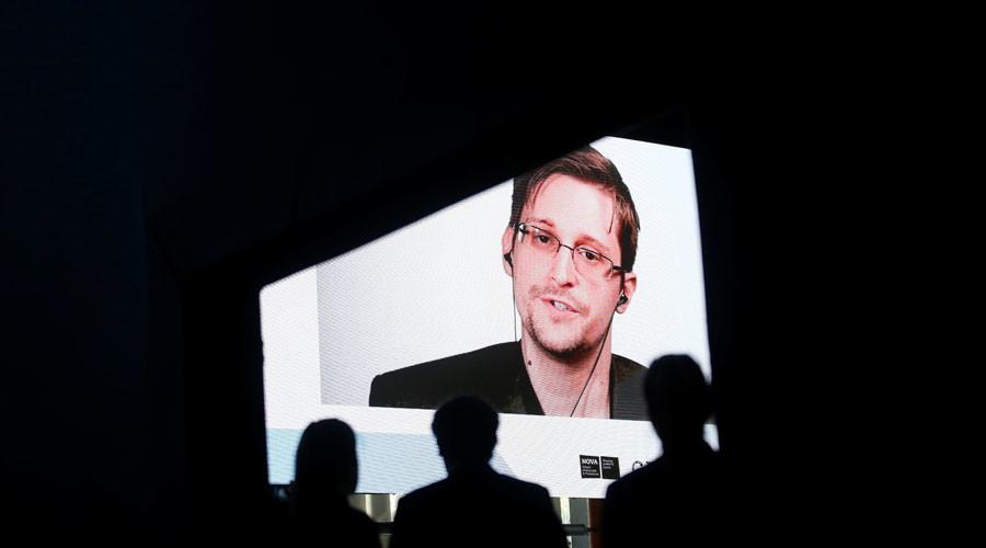 Snowden blasts US over arrest of alleged NSA whistleblower