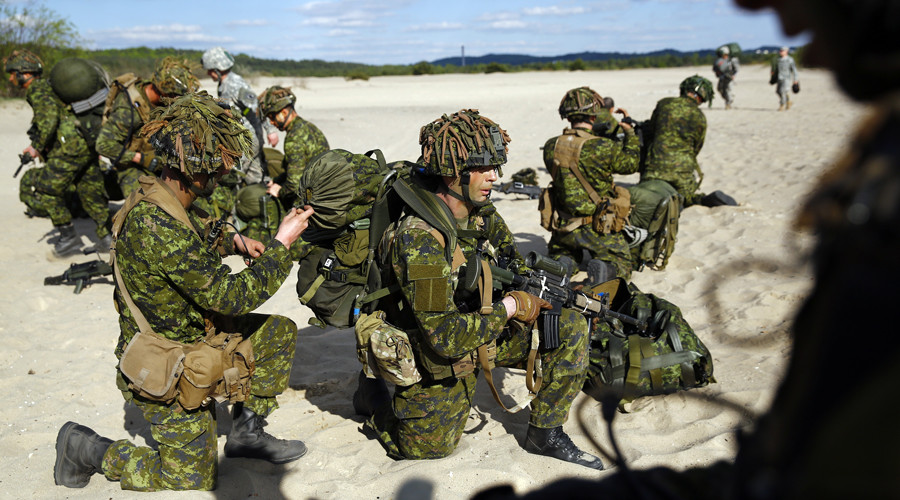 Canada to increase defense spending by 73% over next decade