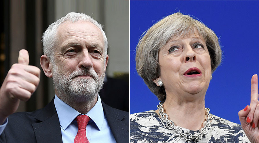 'Who should I vote for?' Google reveals top searches ahead of #GE2017 (VIDEOS, GRAPHS)