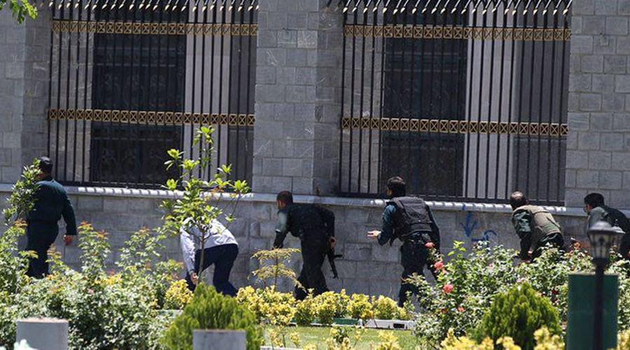 'Repugnant': Iran slams Trump's condolences to Tehran attacks victims