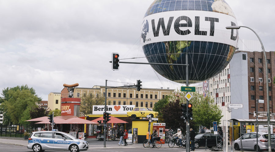 When it comes to news, Die Welt is not enough