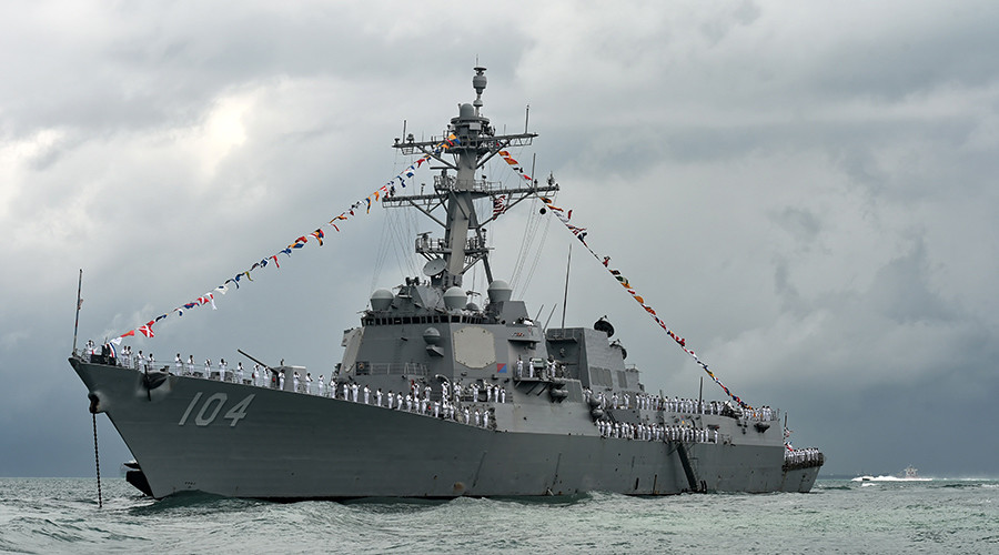 Beijing, Washington flex muscles in South China Sea with separate air & navy exercises