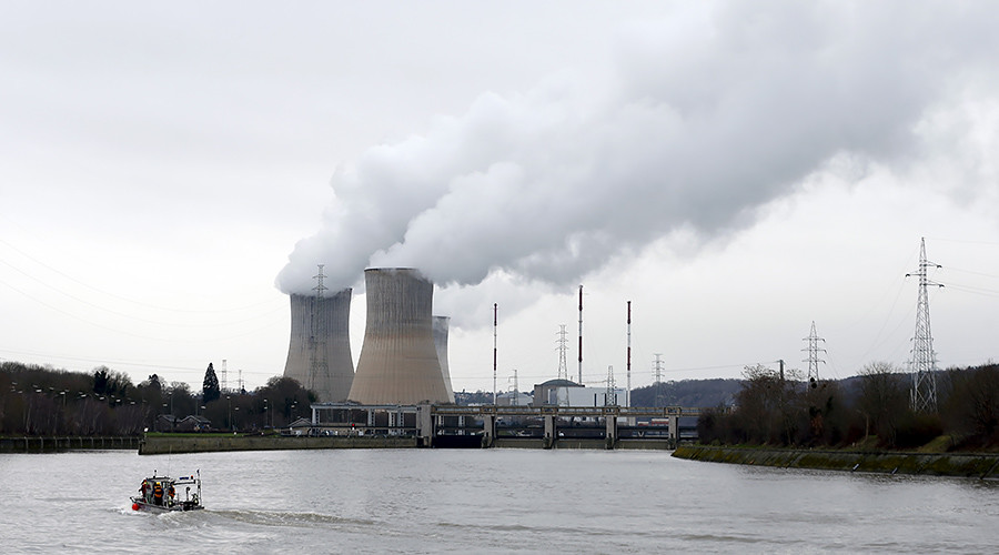Dozens of new cracks discovered at Belgian nuclear reactors