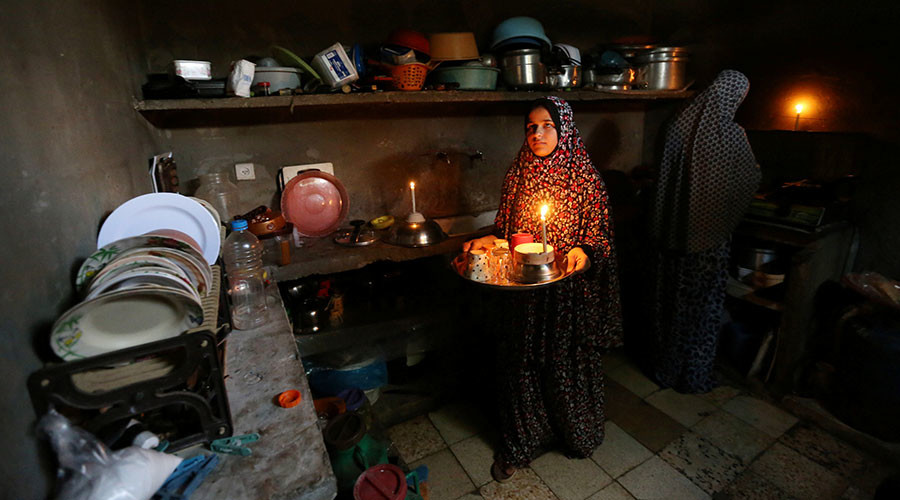 Israel approves electricity cuts for Gaza Strip