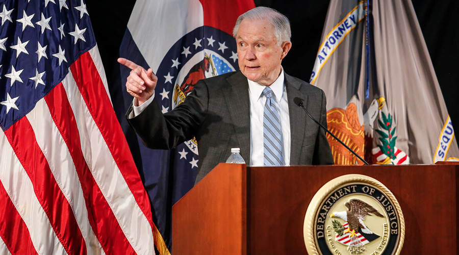 US Attorney General Sessions to testify before Senate Intelligence Committee