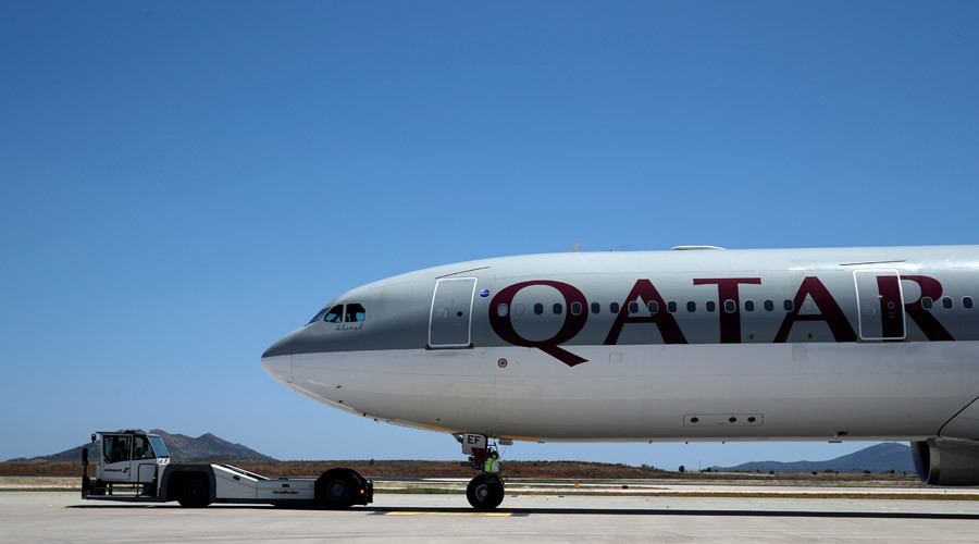 Qatar Airways appeals to UN over Gulf blockade