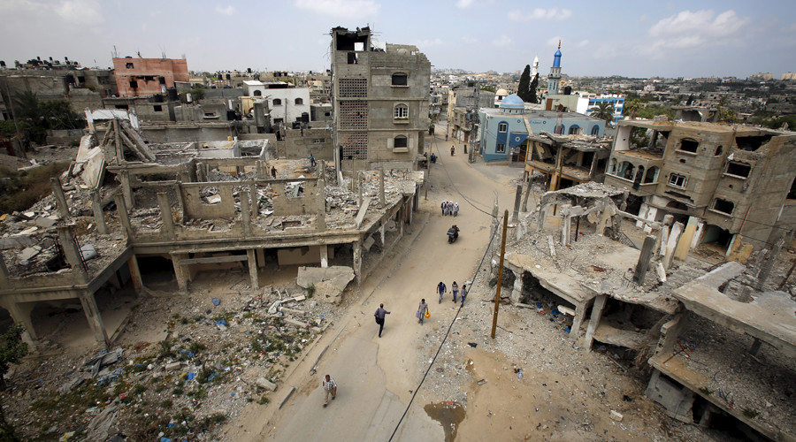Gaza will soon collapse and only Tel Aviv is helping, Israeli president claims