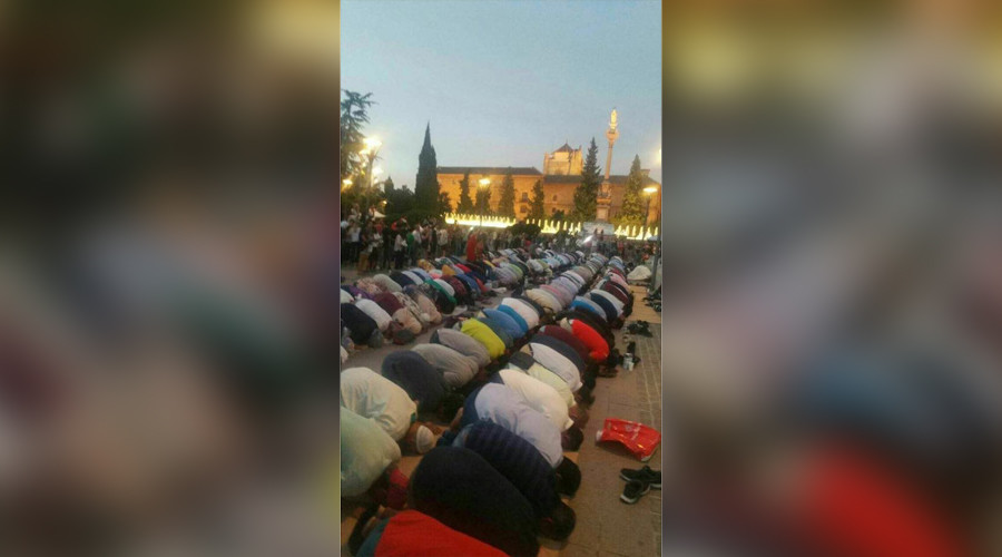 Ramadan prayers at site of Virgin Mary statue trigger outrage in Spain
