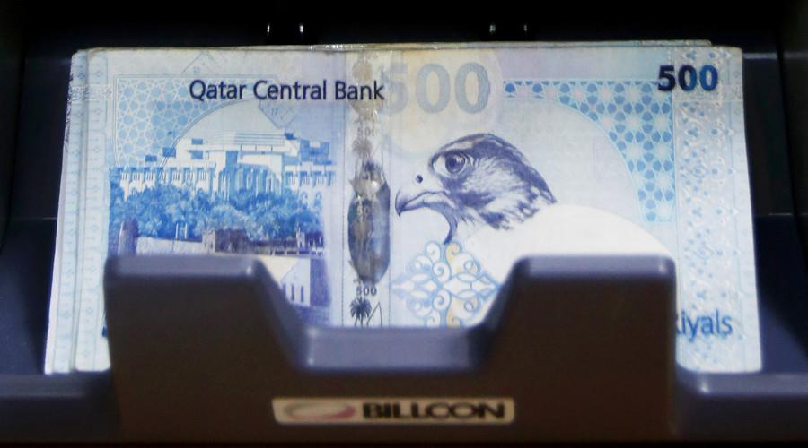 Qatari currency hits 19-year low as diplomatic crisis deepens