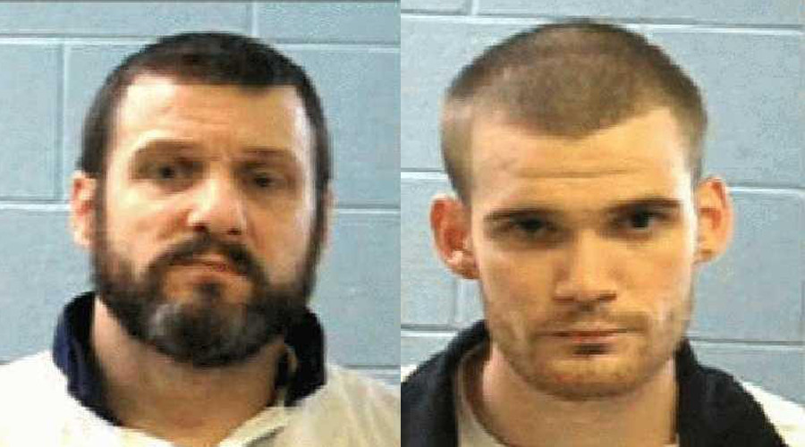 Two dead as prisoners' escape bid sparks Georgia manhunt