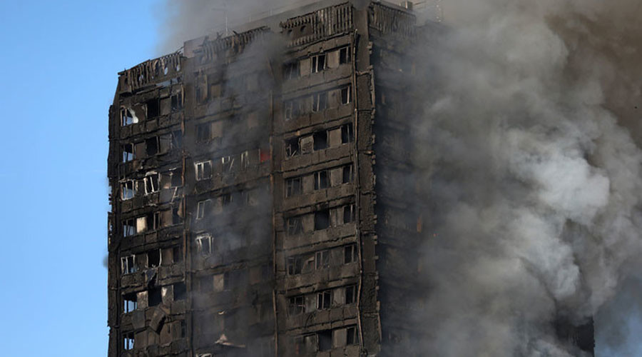 'Trapped with no way out': Grenfell Tower residents raised fire risk fears long before blaze