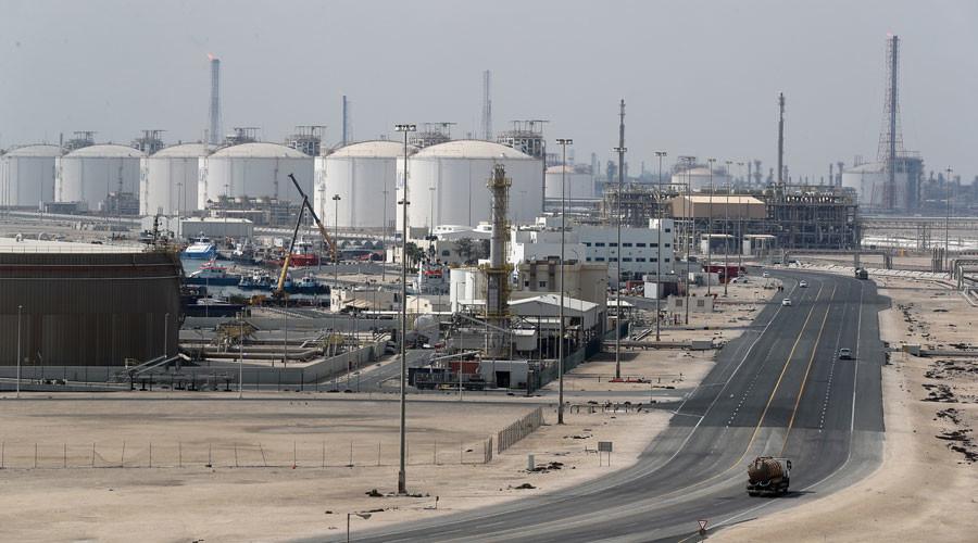 The Qatar blockade, petro-yuan & coming war on Iran