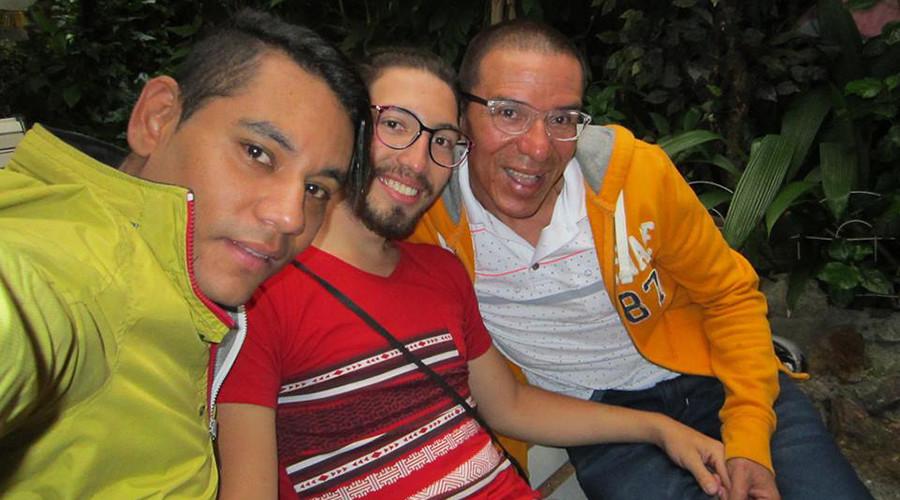'I do, I do, I do': Colombia recognizes 'polyamorous' marriage of 3 gay men