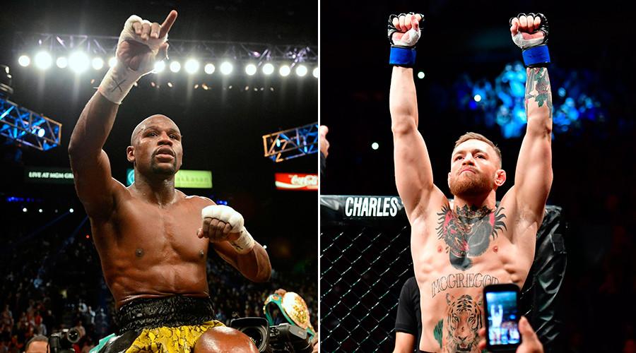 It's on! Mayweather Jr & McGregor finalize Vegas mega-fight for August 26