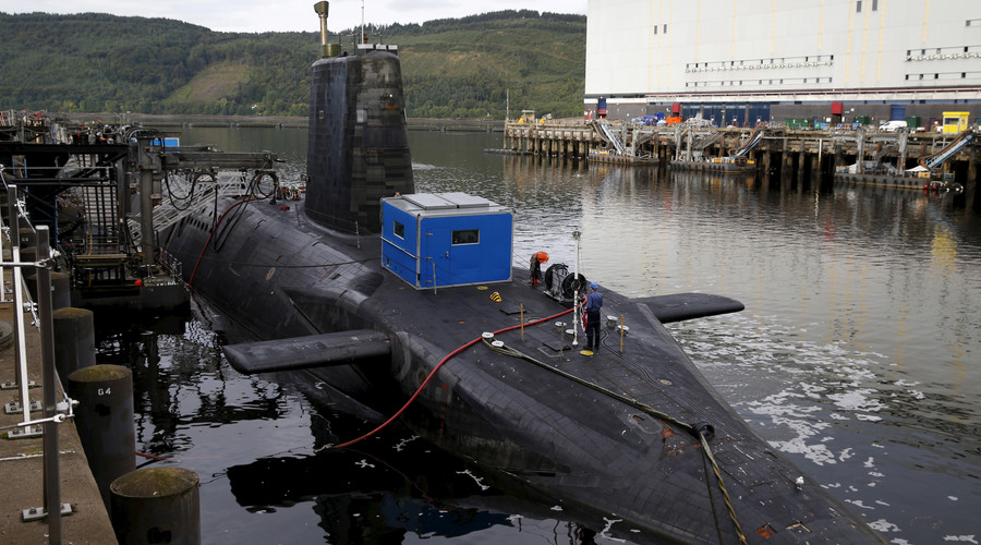 Security of nuclear weapons threatened by UK military cuts – police chairman
