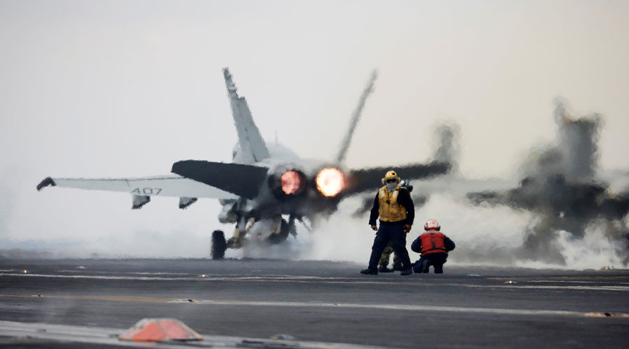 F/A-18 fighter jet oxygen systems blamed in deaths of 4 US Navy pilots