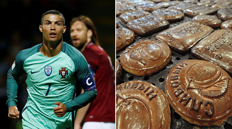 'We can pay you in gingerbread': Russian club offers Ronaldo transfer option amid tax scandal