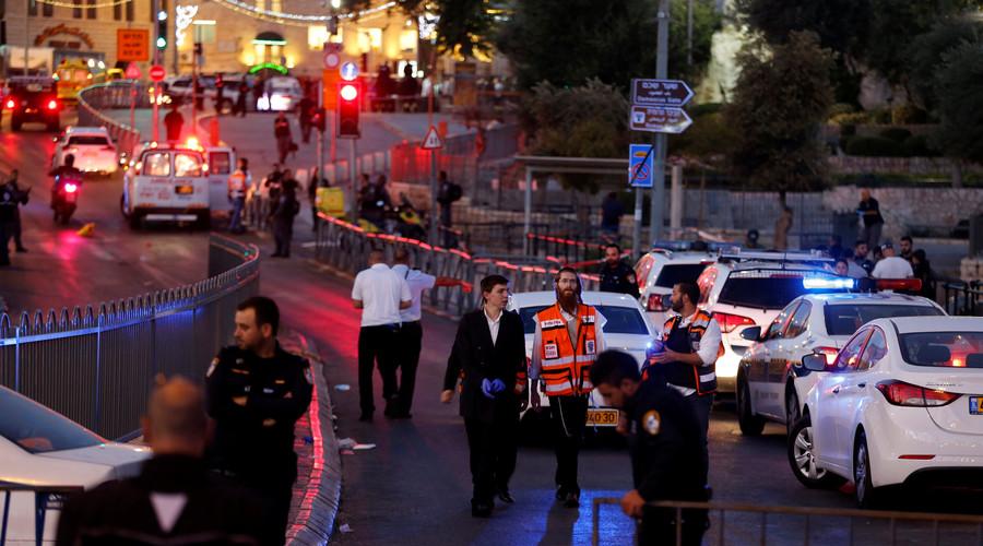 Israeli policewoman killed in ISIS-claimed stabbing attacks in Jerusalem