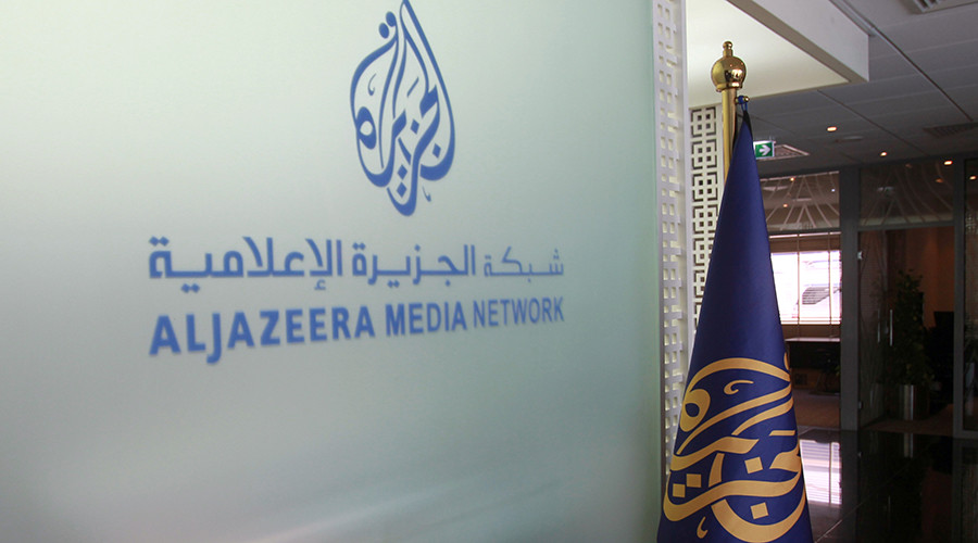 Twitter briefly suspends Al Jazeera's Arabic account amid Qatar rift