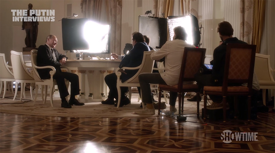 Like in books & films: Putin talks about his 'romanticized' job as Soviet KGB spy