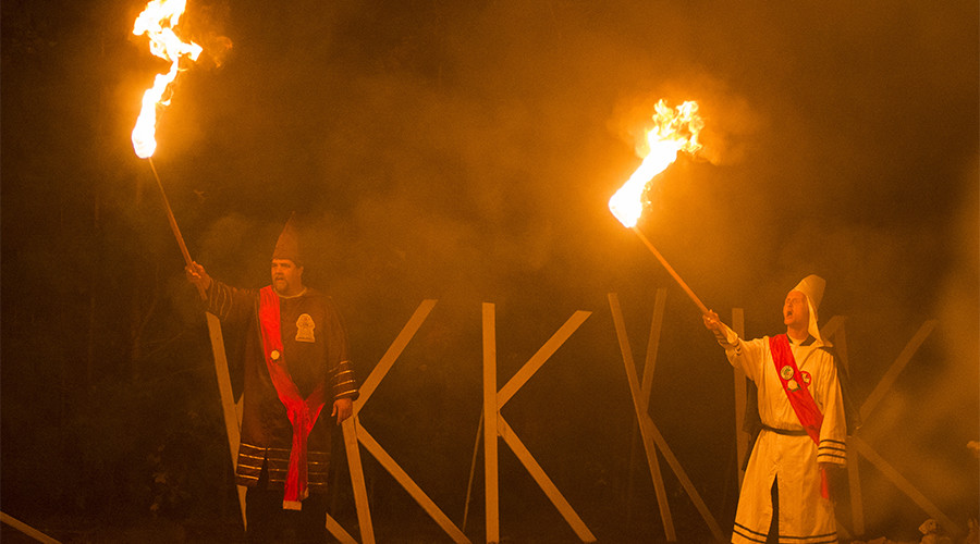 'Kool Kids Klub': KKK seeks to rebrand in upstate NY