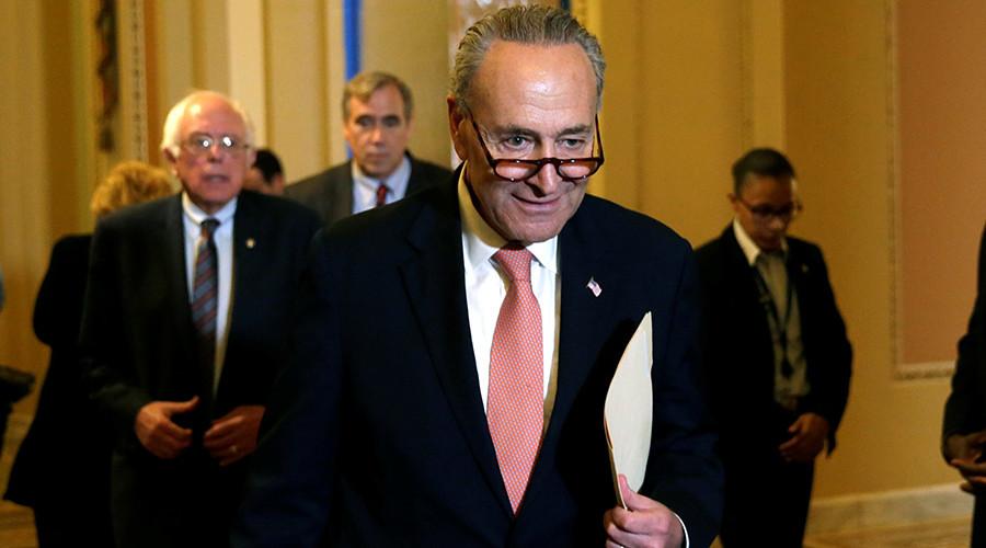 #HoldTheFloor: Democrats grind Senate to halt in Obamacare repeal bill protest