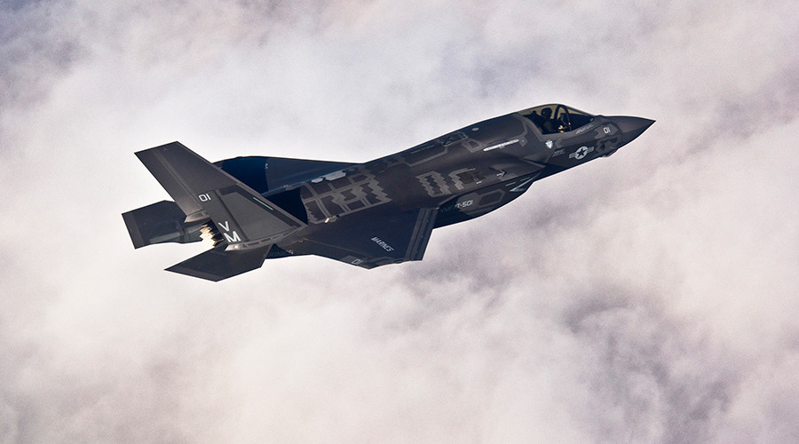 F-35s back in the air, despite lingering mystery of oxygen system failures