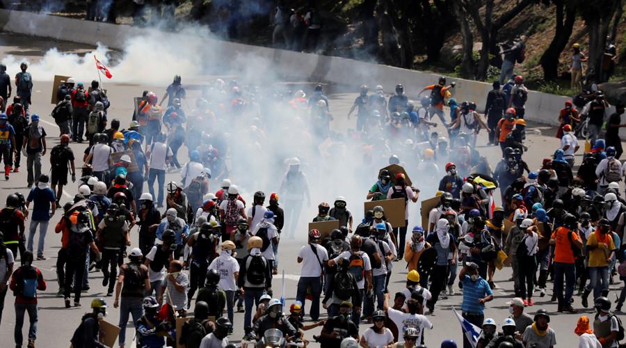 Election meddling: US sanctions 13 Venezuela officials, warns against electing Constituent Assembly
