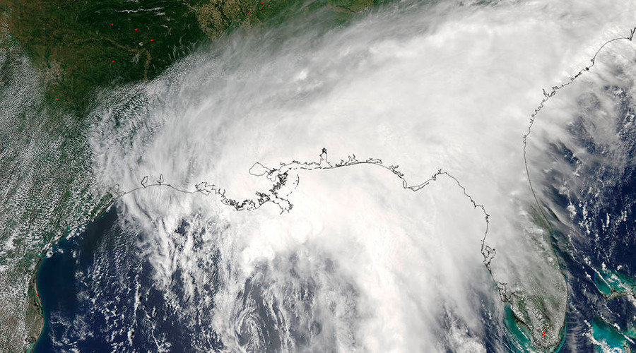 Tropical Storm Cindy batters US Gulf Coast (PHOTOS, VIDEO)