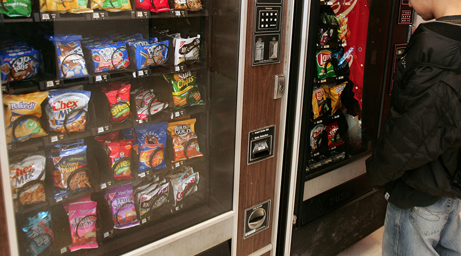Snack attack: CIA contractors stole $3k worth of vending machine junk food, report says