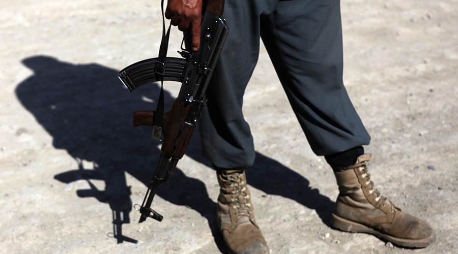 Taliban says foreign troops must go before peace talks as US plans 4,000-strong surge