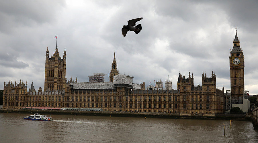 Westminster says cyber attacks targeted Houses of Parliament