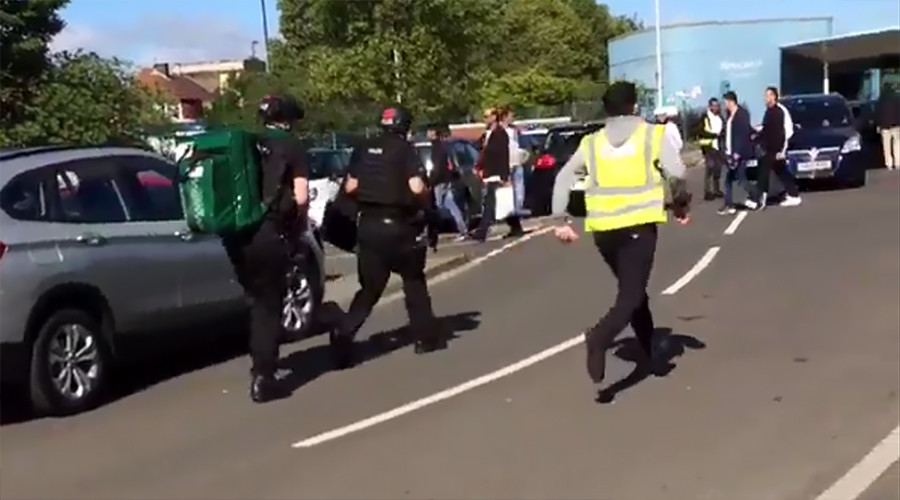 Car hits pedestrians at Eid event in Newcastle, 6 casualties, 'not believed to be terror'