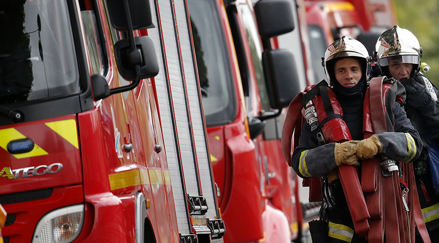100 evacuated in Paris suburb following 'seemingly deliberate' fire in apartment building