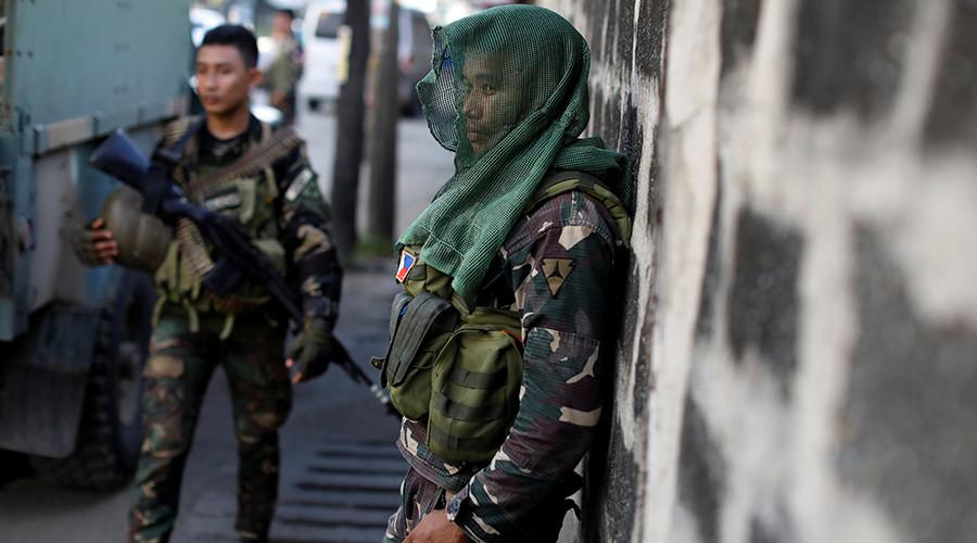 Philippine army foils militant plot to attack Cotabato City – report