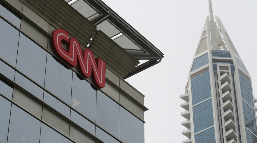 CNN spills the beans: 'Russiagate is fake, Trump being demonized'