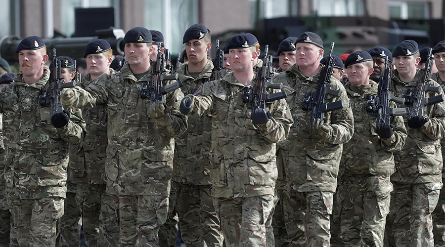 British Army 'too small,' warn US military experts