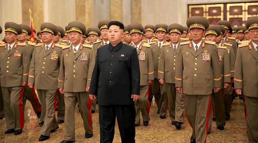 N. Korea threatens ex-leader of S. Korea with 'miserable dog's death' for assassination plot