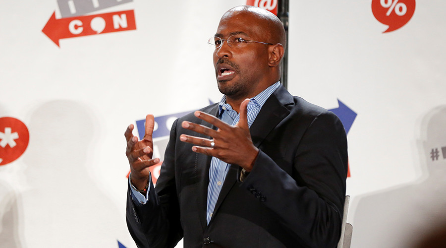 CNN's Van Jones admits Russia story a 'big nothing burger' in undercover video