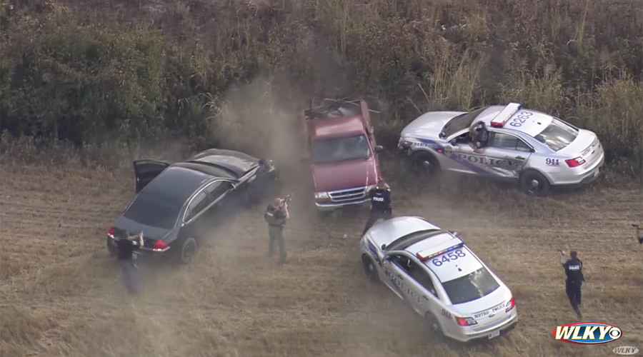 Real-life GTA driver outwits police across two US states (VIDEOS)